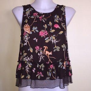 Women's Lauren Conrad Disney Shirt Size Small.